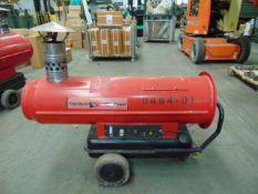 Standard Power Heata Pro ID53DV Workshop Heater as shown