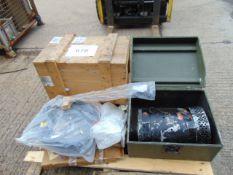 AFV Spares inc 450 AMP Generators (2 off) cables etc