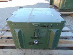 Heavy Duty Secure Storage Box H 33 x W 46 x L 41cms