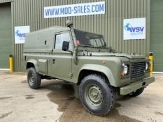 1998 Military Specification Land Rover Wolf 110 Hard Top ONLY 126,197Km!