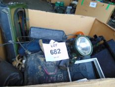 1 x Tri-Wall Box of CES Equipment Unsorted as shown.