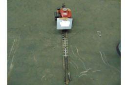 KOMATSU Petrol Hedge Trimmer as shown