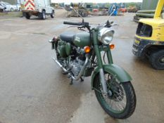 2016 Royal Enfield Classic 500 Military 1600 Miles only