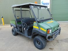 2015 Kawasaki Mule 4010 4x4 Diesel Utility Vehicle ATV ONLY 1,228 HOURS!