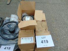 12 x Headlamp Units as Shown