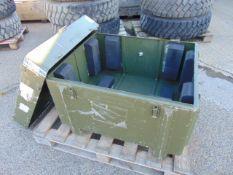 Large Heavy Duty Secure Storage Box H 66 x W 76 x L 91cms