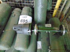 12 x Sighting Borescope AFV No 6 MK1 in Original Case A1 Reserve Stock