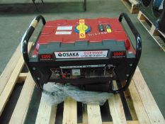 OSAKA OGE 5900 Unused Generator as shown
