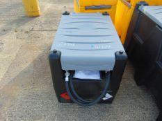 2021 Emiliani Serbatoi 220 litre fuel tank c/w 12 Volt pump hose etc New & Unused
