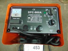 DFC 900 AMP Power Charger and Start 12/24 Volt as shown New Unused