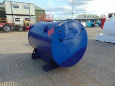 950 Litre Demountable Bunded Fuel Tank as shown