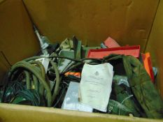 1 x Triwall Box assorted FV432/ Bulldog CES Equipment and Tools