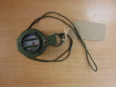 NEW UNISSUED FRANCIS BARKER M88 PRISMATIC COMPASS