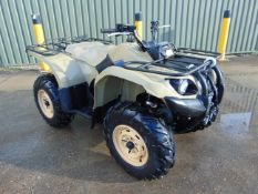 Yamaha Grizzly 450 4 x 4 ATV Quad Bike Complete with Winch ONLY 218 HOURS!