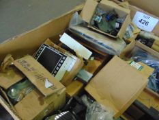 1 x Triwall box of Unsorted Vehicle FV spares as shown