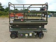 Grove Self Propelled Aerial Work Platform C/W Battery Charger as Shown