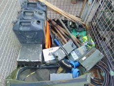 1 x Stillage of Veh/FV CES Equipment as shown