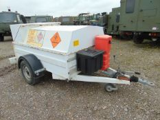 Western Trailers Single Axle Fast Tow Fuel Bowser