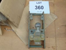 LANDROVER UNIVERSAL ADJUSTABLE TOW HITCH