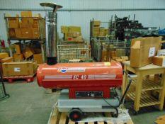 BM2 Arcotherm EC 40 Workshop Heater