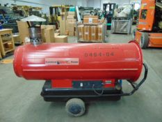 Standard Power Heata Pro ID84 Workshop Heater as shown