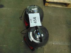 2 x Henry Vacuum Cleaners as Shown