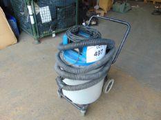 Industrial Vacuum as shown