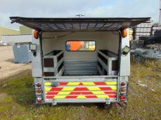 Land Rover Defender Hi Capacity Rear Body Unit C/W Hard Top