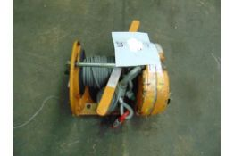 GM20 2000kgs Winch with Snatch Block, Handle ETC