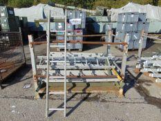 10 x Vehicle Access Ladders
