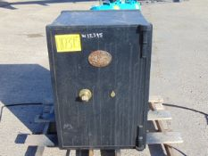 Vintage S.Withers & Co Safe as shown