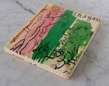 Marc Chagall (1887-1985) - Jacques Lassaigne the book, 1957, comprising circa fifteen lithographs