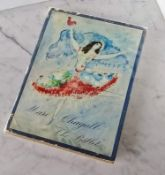 Marc Chagall, Lassaigne, Jacques; Drawings and watercolours for The Ballet, 68 reproductions in full