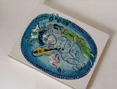 di San Lazzaro, XXe Siècle 4 Thèmes: Chagall, Portes D'Afrique, La Ville, 1907-1917, 1966, French