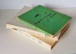 Raïssa Maritain, Chagall ou l'orage Enchanté, first edition, Editions Des Trois Collines, 1948, some