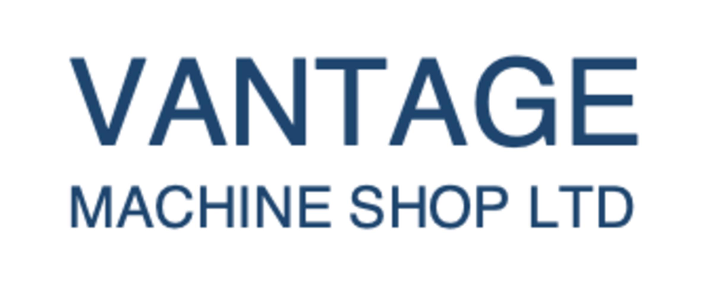 Vantage Machine Shop