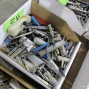 LOT OF 2 BOXES OF ENDMILLS/DRILL BITS