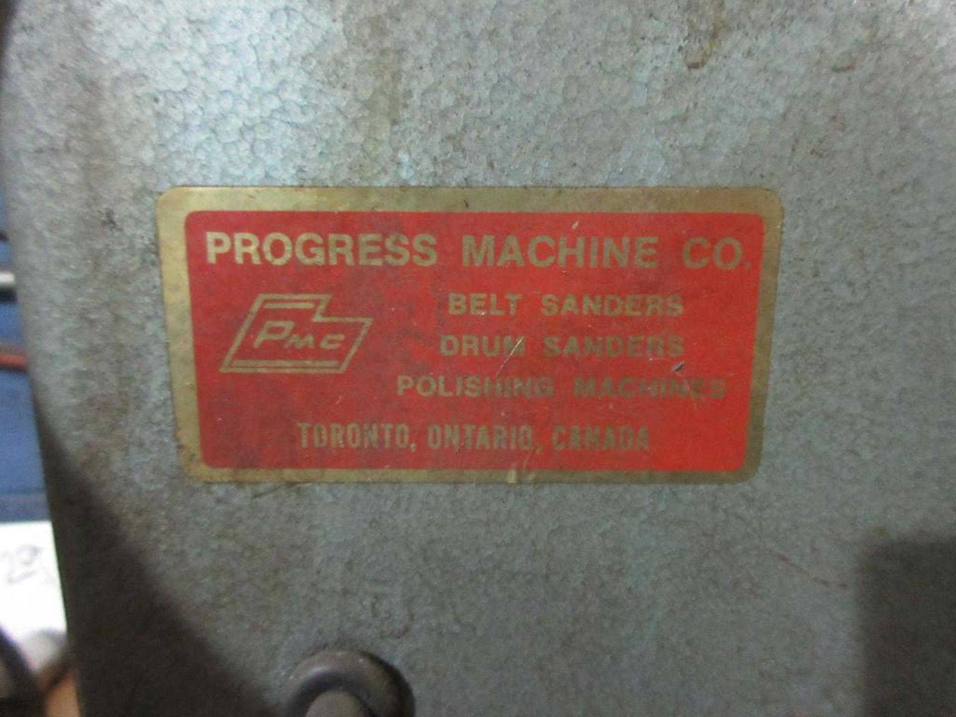 """PROGRESS 3"""" X 24"""" PEDESTAL BELT SANDER - Image 3 of 4"""