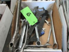 2 BOXES COMBINATION WRENCHES