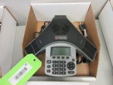 POLYCOM SOUNDSTATION IP 5000 CONFERENCE UNIT, SN 6416F12840B