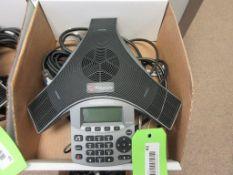 POLYCOM SOUNDSTATION IP 5000 CONFERENCE UNIT, SN 64167F127F59