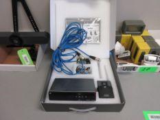 SENNHEISER XS WIRELESS 1 MICROPHONE W/ SOUND CABLE