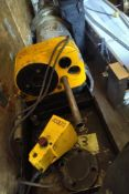 REMS Tornado Pipe Threader NR-T03, 110V, Note: missing clutch (Exclusive rigging fee $100 will be ad