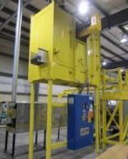 Dryer & Helical Inverter. International Thermal Systems (ITS) dryer designed for 120 cans per minute