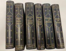Drei Werke von Johann Wolfgang von Goethe