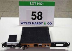 A HATTERAS NETWORKS HN408-CPi High Speed Ethernet Modem