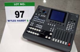 A PANASONIC AG-MX-70 8-Channel Digital AV Mixer Unit
