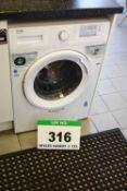 A BEKO WTG841B2W Automatic Under Counter Washing Machine