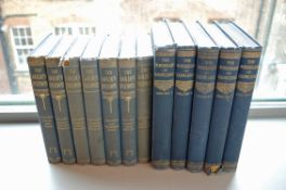 Seven Volumes of The International University Society 'The Golden Pathway' Volumes 4 and 5, 7 and