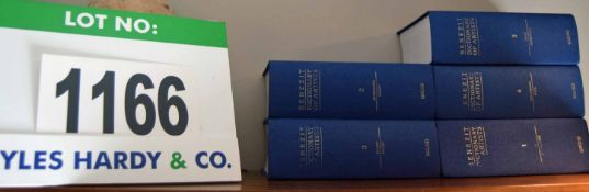 5: Volumes of BENEZIT Dictionary of Artists. Volumes 1 - 5